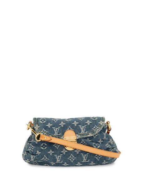 Louis Vuitton 2005 pre-owned mini pleaty tote bag in blue