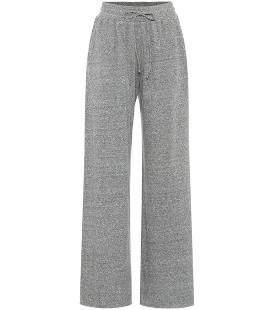 Lanston Sport Wide-leg pants in grey