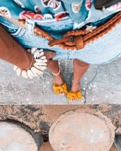 shoes,yellow shoes