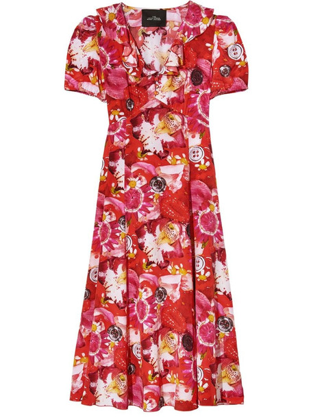 Marc Jacobs x M.Cousins The Love dress in red
