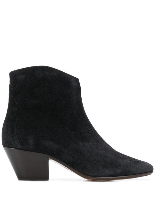 Isabel Marant Dacken 50mm boots in black