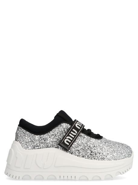 Miu Miu Shoes in silver