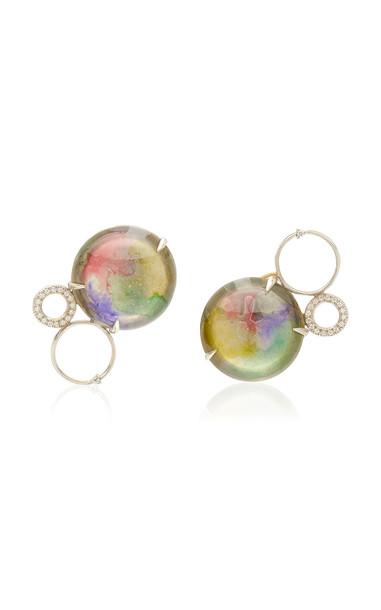Luz Camino Soap Bubbles Earrings in multi