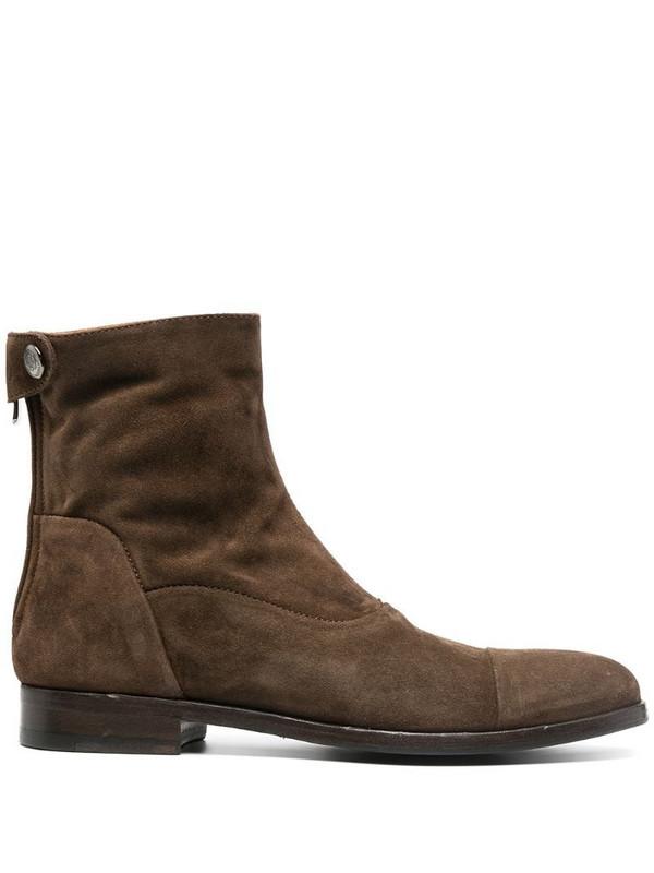 Alberto Fasciani Dafne 509 ankle boots in brown