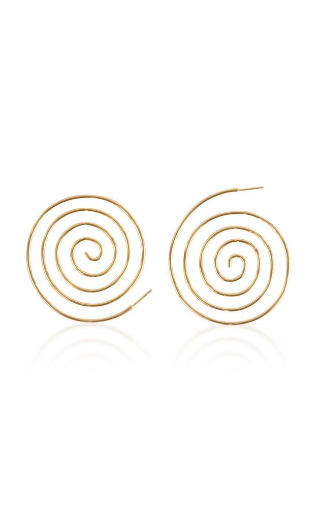 Holly Ryan Circular Econo Earring in gold