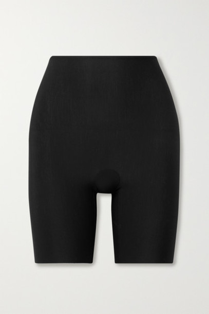 Commando - Butter Control Stretch Shorts - Black