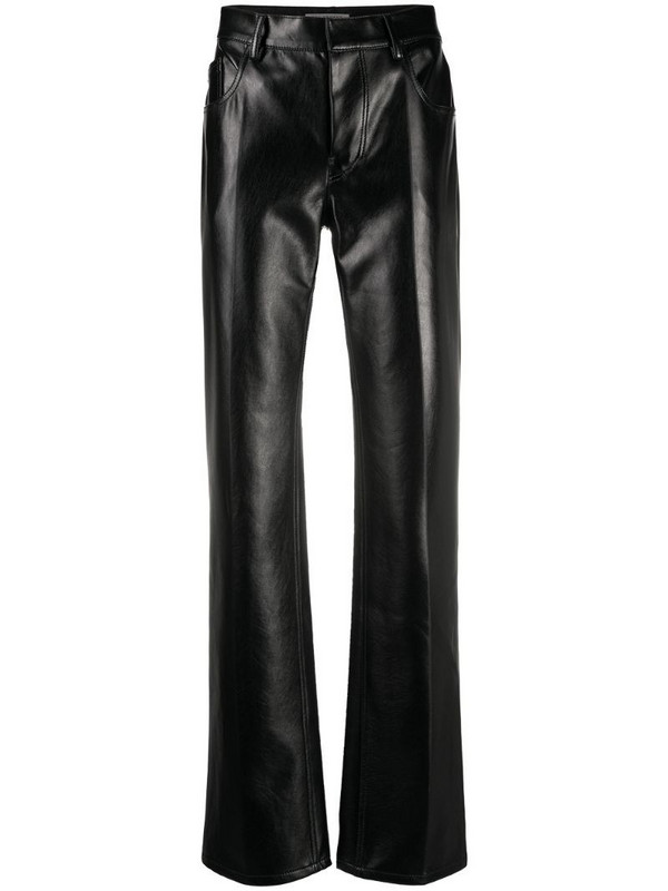 Philosophy Di Lorenzo Serafini straight leg trousers in black