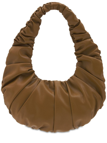 NANUSHKA Anja Baguette Faux Leather Shoulder Bag