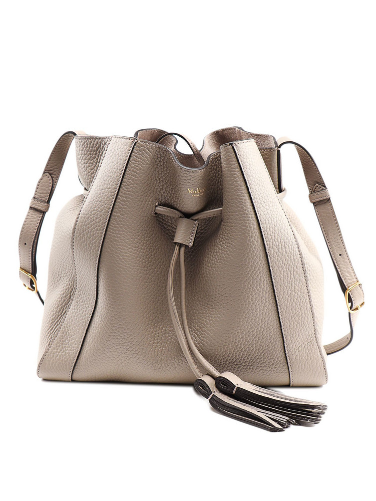 Mulberry Small Millie Tote Bag in grey