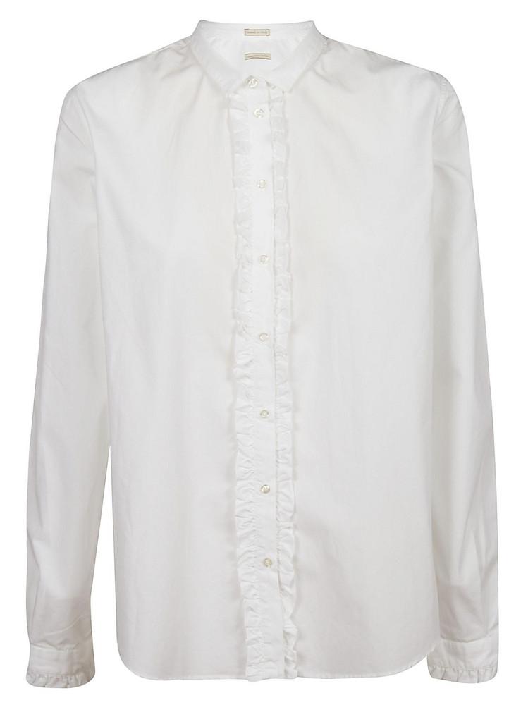 Massimo Alba Andrea Shirt in white