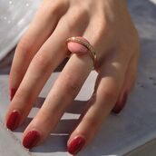 ring,pink ring,jewels