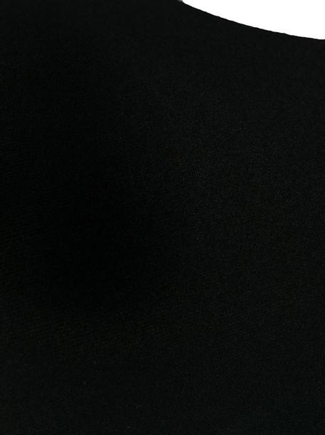 Chantelle stretch padded bralette in black