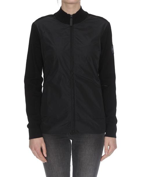 Canada Goose Windbridge Jacket in black